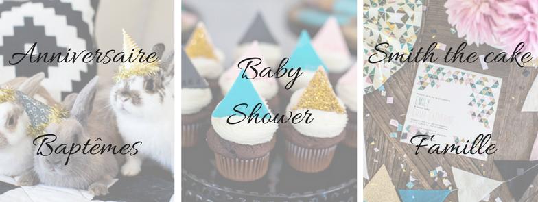 Le Tandem des Demoiselles : Anniversaire, Baby Shower, Smash the cake, Baptize, Soirée