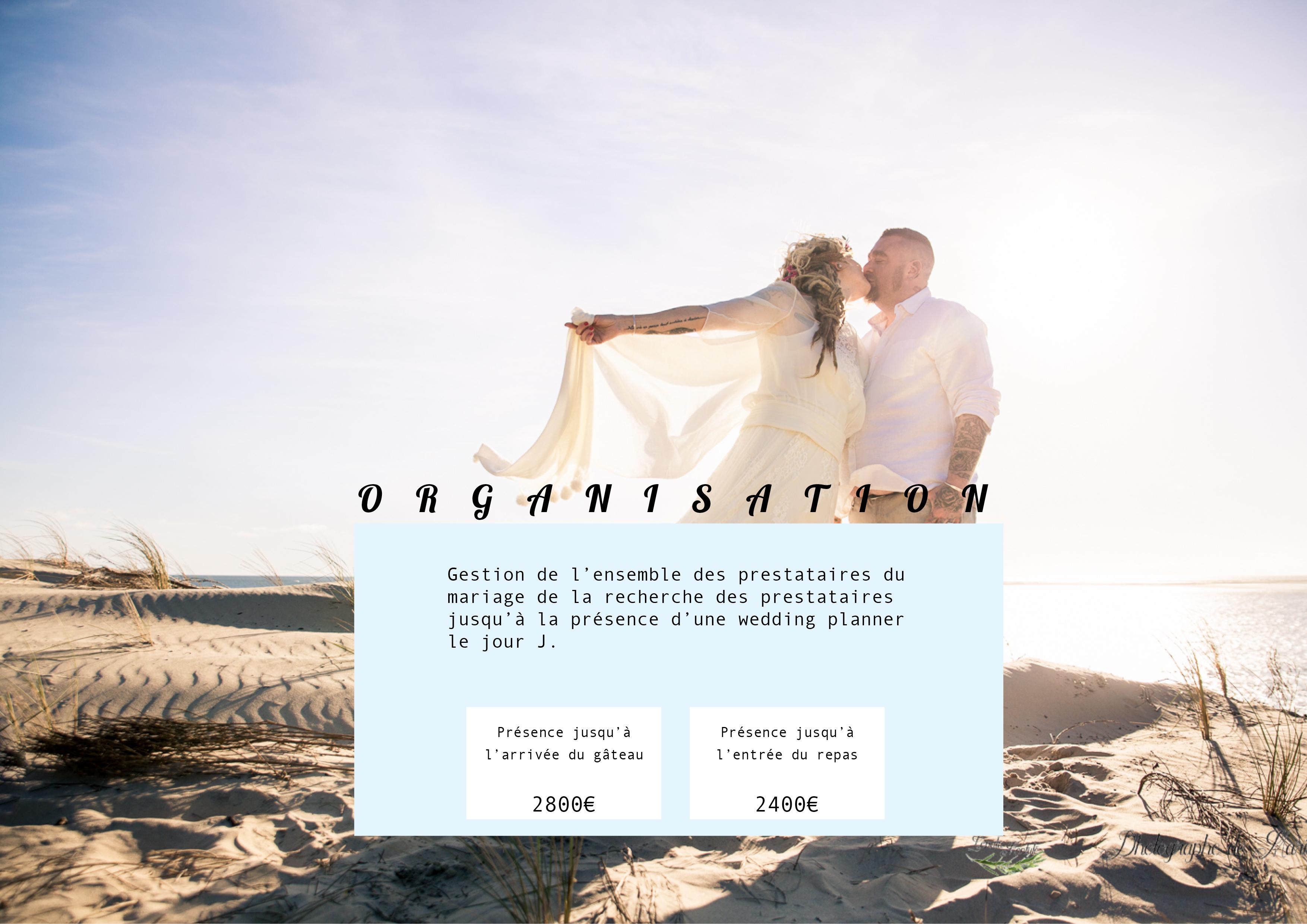 Décoration et organisation de mariage à Lyon, Saint Etienne, Roanne