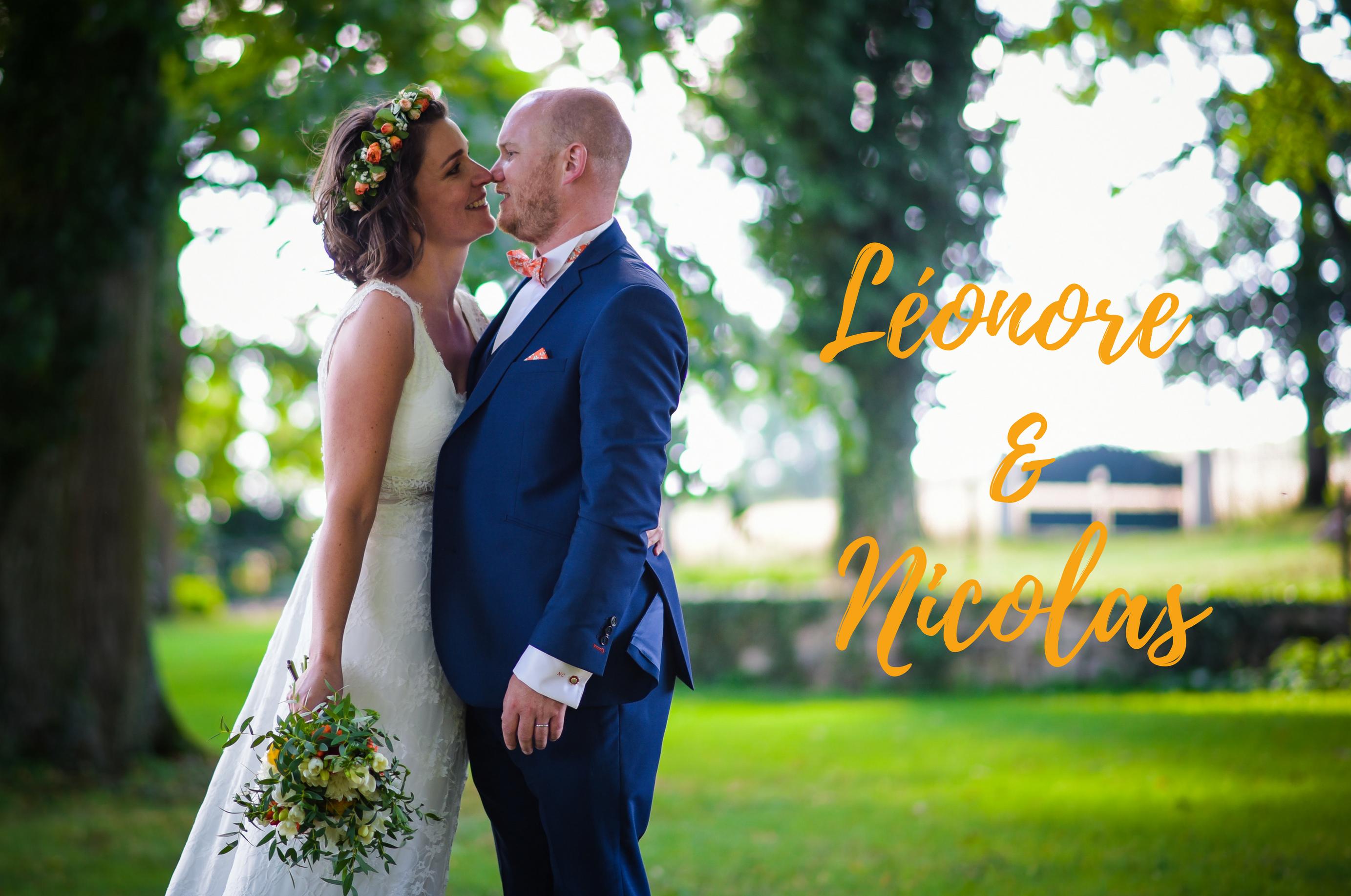 Site web - les mariages