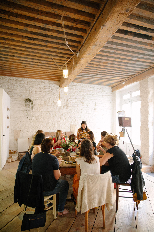 La Demoiselles Party (Crédit photo : Vincent Besson), Le Tandem des Demoiselles