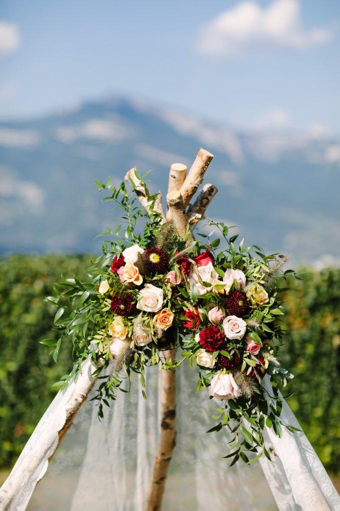 décoration de mariage Lyon